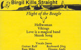 Birgil Kills Straight – Flight Of The Beagle