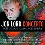 Jon Lord – Concerto for Group and Orchestra